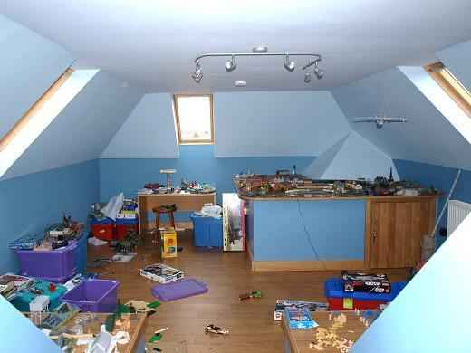 Tunbridge Wells Playroom Loft Conversions Kent