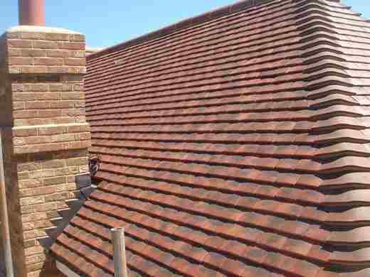 Tunbridge Wells Roofers Clay Tiled Roof Kent Tn1 Tn2 Tn3 Tn4