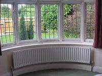 Tunbridge Wells Plumbers Curved Radiators Kent